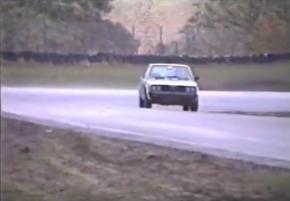 Drift at Zandvoort 1991 part1
