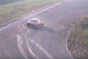 Drift & Powerslide masterclass, Zandvoort1991